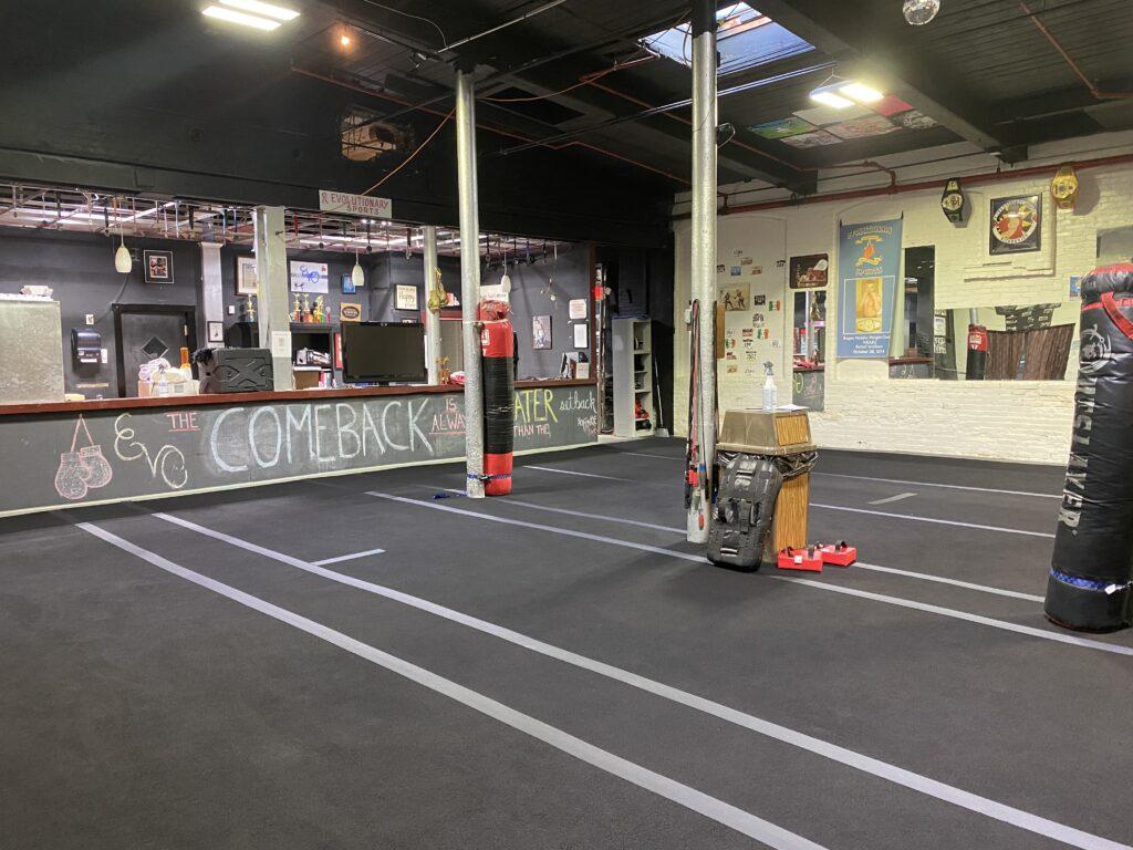 Kickboxing in West Warwick