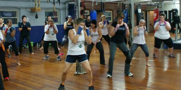 kickboxing west warwick