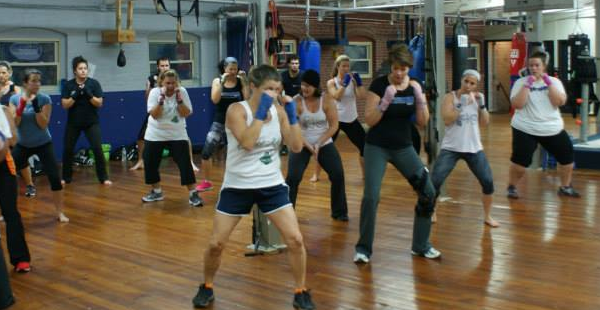 kickboxing west warwick